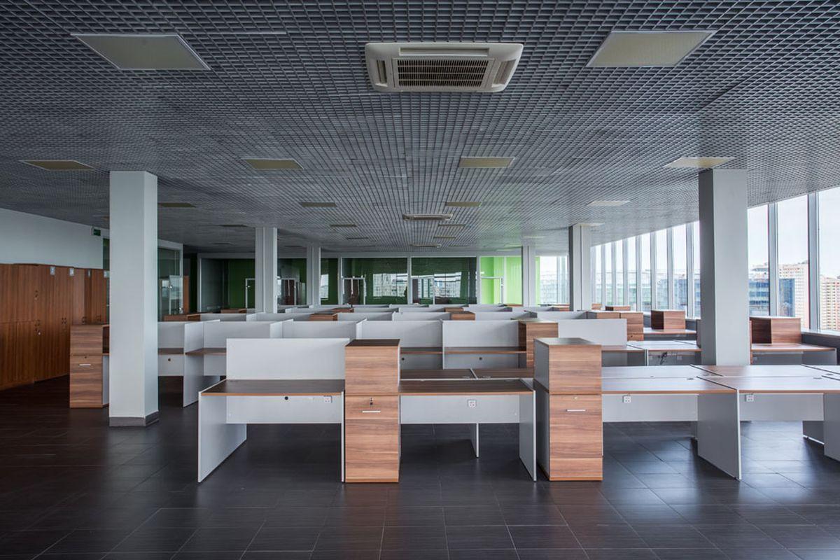 Бизнес-центр Кубик